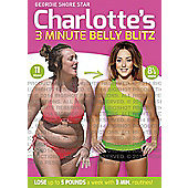 Charlotte Crosby's 3 Minute Belly Blitz (Fitness DVD)