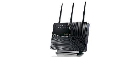 ZyXEL NBG5715 Dual-band Wireless N Media Router