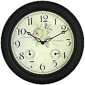 Roger Lascelles Clocks Temp and Humidity Garden Clock