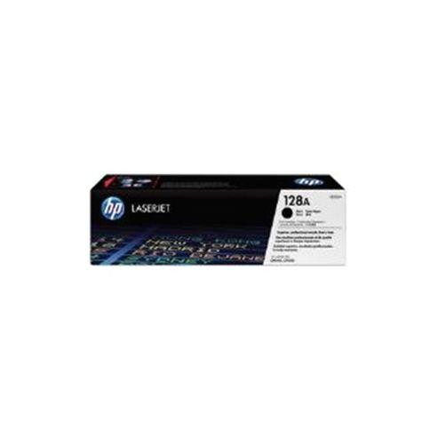HP 128A laserjet Dual Pack - Black