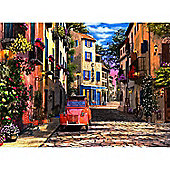 In The Heart Of Southern France Puzzle