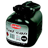 Plasti-can - Diesel (Black) 5 Litre