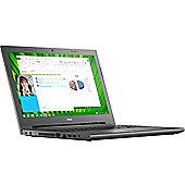 """Dell Vostro 15.6"""" Intel Core i3 Windows 7 Pro 4GB RAM 128GB SSD Laptop Black"""