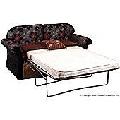 Sweet Dreams Lakeland 2 Seater Sofa Bed - Brown