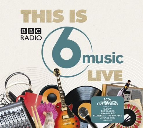This Is BBC 6Music Live (2CD)
