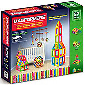 Magformers My First 30 Piece Magnetic Construction Set