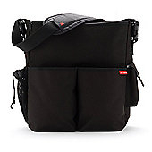 Skip Hop Duo Deluxe Edition Changing Bag Black