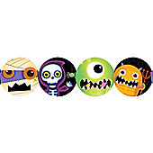 Boo Crew Party Paper Garland - 8ft (each)