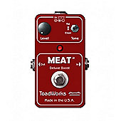 Toadworks MEAT Junior Boost Pedal