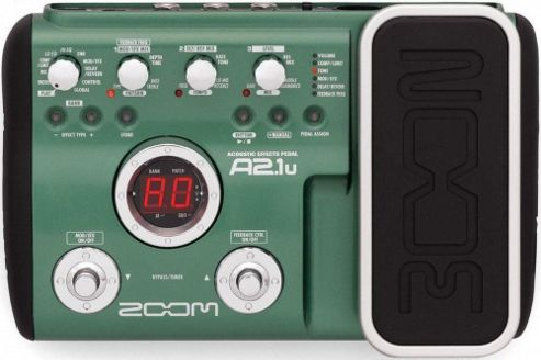 Zoom A2.1u USB Acoustic Guitar Effects Pedal
