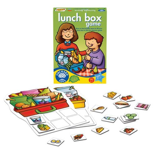 Early Learning Centre Orchard Lunch Box Game