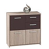 Aspect Design Scarpi 2 Drawer Cabinet