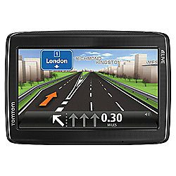"TomTom GO 825 5"" Sat Nav with Western Europe mapping & LIVE Traffic updates"