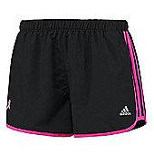 Adidas Womens Aktiv Pink Ribbon (Breast Cancer Awareness) Shorts - 2XL