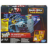 Angry Birds Star Wars Jenga Tie Fighter