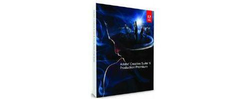 Adobe Production Premium CS6 English (Windows)