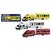 Motor Zone Command Centre Vehicles