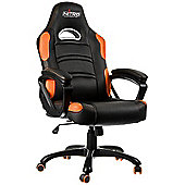 Nitro Concepts C80 Comfort Series Gaming Chair Black / Orange NC-C80C-BO-UK