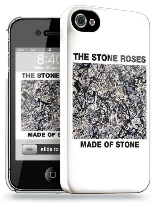 Upfront Case TRIP4SR5 Official Stone Roses Phone Clip Case