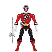 Power Rangers Super Megaforce - 12.5cm Samurai Red Ranger Action Figure