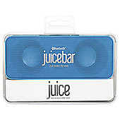 Juice Bar Bluetooth Speaker Blue