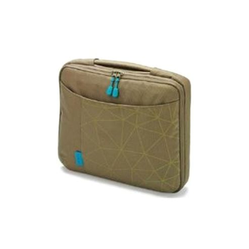 DICOTA Bounce Slim Case 16.4 Green/Blue