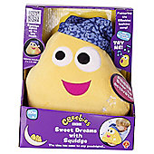 CBeebies Sweet Dreams With Squidge Soft Toy