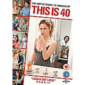 This Is 40 DVD