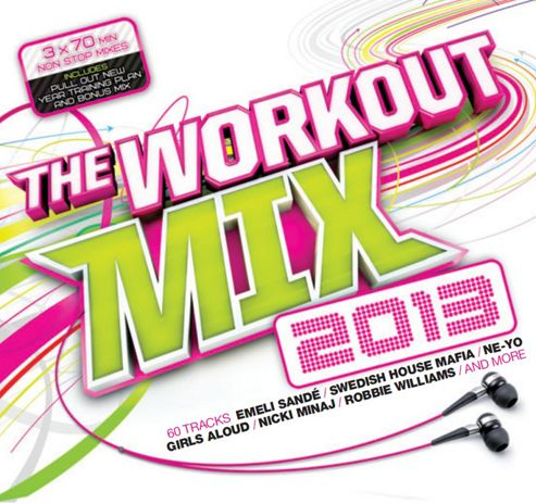 Workout Mix 2013 (3Cd)