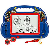 Avengers Assemble Medium Magnetic Scribbler