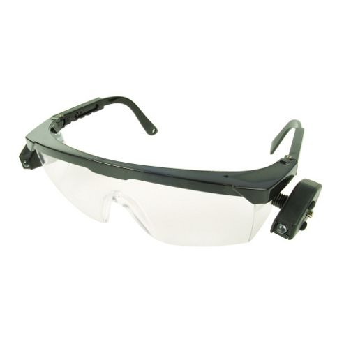 Maplin Adjustable Arms LED Glasses