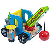 Bigjigs Toys BJ346 Wrecking Ball