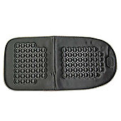 Acu-Massage Car Seat Cushion - Black