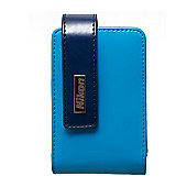 Nikon CS-S30 Case for COOLPIX S Series - Blue