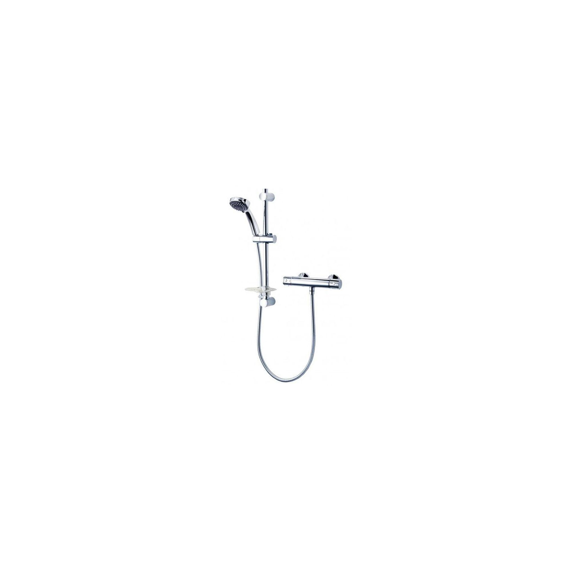 Triton Nene Cool Touch Thermostatic Bar Mixer Chrome at Tesco Direct