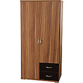 Home Essence Shearwater 2 Door Wardrobe