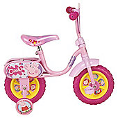 "Peppa Pig My First 10"" Kids' Bike"