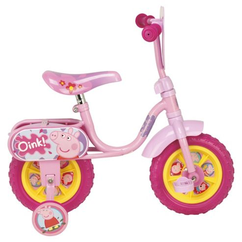 Peppa Pig My First Training Bike