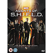 Marvel's Agent Of S.H.I.E.L.D. DVD