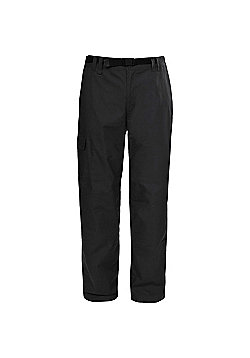 Trespass Mens Clifton Thermal Trousers - Black
