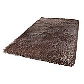 Oriental Carpets & Rugs Arctic Brown Tufted Rug - 150cm L x 90cm W