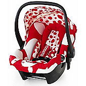 Cosatto Hold Car Seat (Red Bubble)