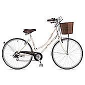 Dawes Duchess Cream 17 Inch Traditional Style Bike