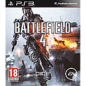 Battlefield 4: Standard Ed (PS3)