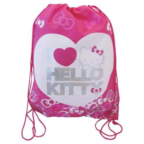 Hello Kitty Kids' Gym Bag