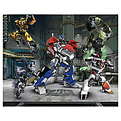 Transformers Prime Wallpaper Mural 8ft x 10ft