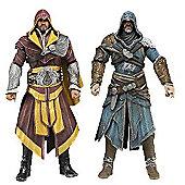 Assassins Creed Revelations 7' Action Figure Set Ezio Auditoire Pack