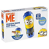 Despicable Me Minion Dave Bop Bag