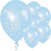 11' Baby Boy Blue (25pk)