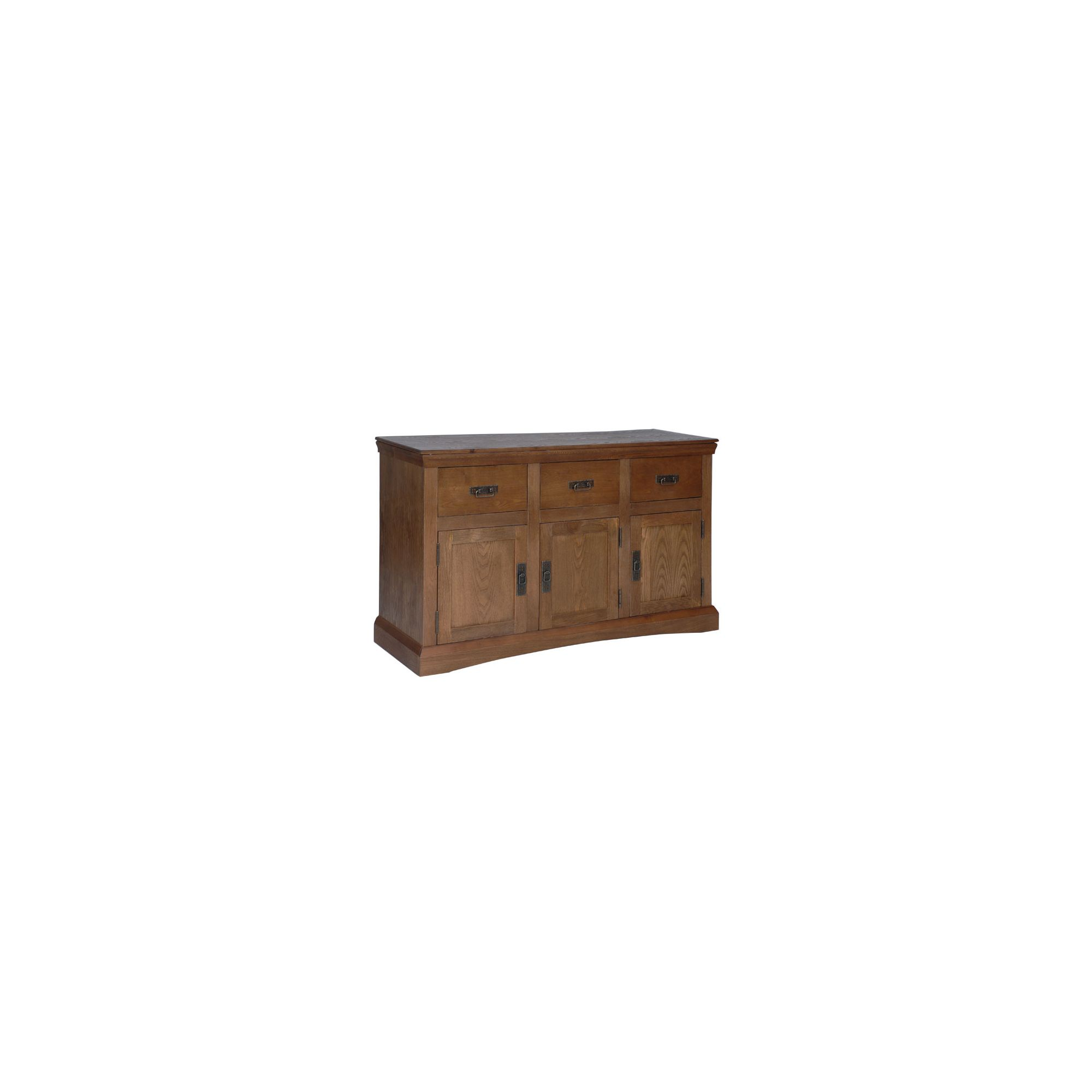 Home Essence Paris 3 Door 3 Drawer Sideboard at Tesco Direct